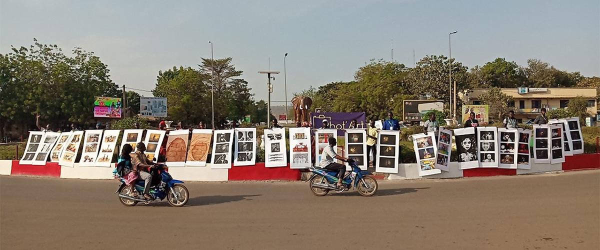 Interbiennale in Bamako