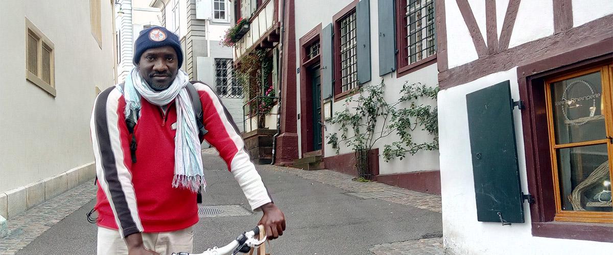 Fousseyni Touré – De Bamako à Bâle : une expérience inoubliable